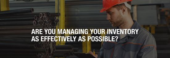 Things to consider when optimizing your metal products inventory