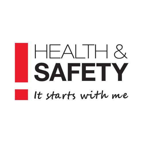 Samuel's health and safety logo