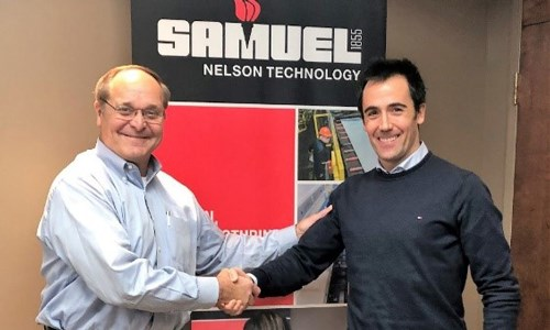 Samuel Nelson Technology, a Division of Samuel, Son & Co., Limited and Athader S.L., a member of The Bradbury Group, have formed a Strategic Bidding Agreement