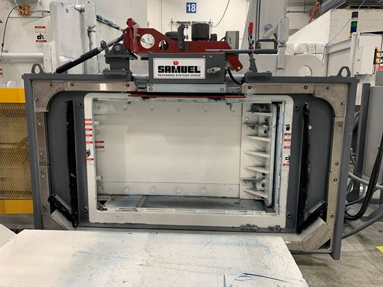 Samuel Packaging Systems Group lance le système innovant GEN2 PET Bale Tie System