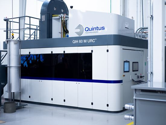 Burloak Technologies adds Quintus Hot Isostatic Press for treatment of AM parts